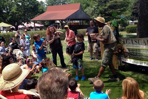 Long Island Game Farm Hosts Fundraising Day for Erik's Reptile Edventures