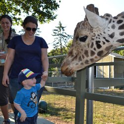 Long Island Game Farm Offers New Birthday Packages