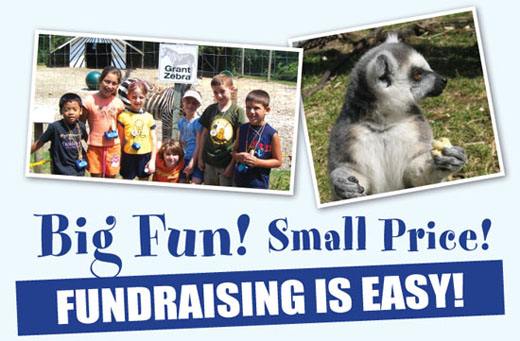 Long Island Game Farm Offers Fundraising Program for Local Organizations