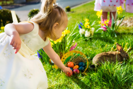 The Long Island Game Farm Commemorates Easter with an Exclusive Egg Hunt