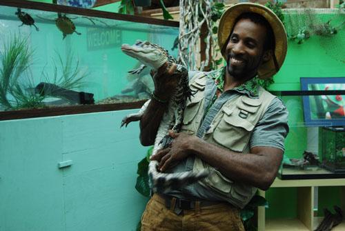 Long Island Game Farm Unveils Erik's Reptile Edventure Discovery Center