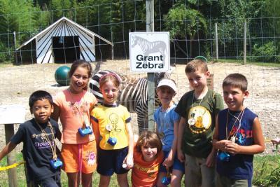 Camp Zoo 2007